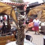 artesanato- dragão