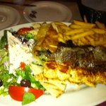 combination Greek Platter 14.95