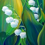 Lily of the Valley by Wendy Neckers