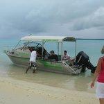 Activities in abundance...Kia Orana Cruises