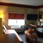 Rm 331 suite w/ kitchenette