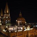 Vista desde la habitación, Hotel One Centro Histórico Guadalajara