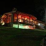 Restaurante de noche