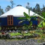 Mauna Kea Yurt