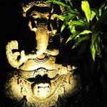 Statue of shiva i think?