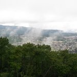 Shillong Peak...with Clouds