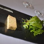 La terrine de foie gras de canard à l'armagnac