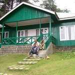 JKTDC Cottages at patnitop