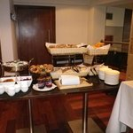 petit-déjeuner (buffet) 2