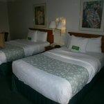 Con dos camas matrimoniales