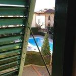 scorcio piscina Hotel Roma Casciana Terme