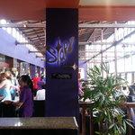 Breakfast area @ Starz Diner