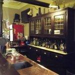 Le Bar .... mmm les bons mojitos