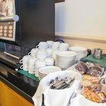 Buffete desayuno
