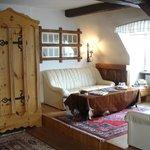 Wartburg Junior-Suite Sitzecke