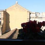 Терраса на крыше отеля