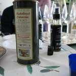 Oil tasting at Oleificio Matalucci Ortenzia