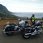 Ride a Harley in the mountains - what more is there?