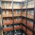 Inside Hotel View