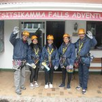 Our group at Tsitsikamma