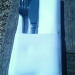 Proper cutlery