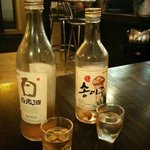 korean liquor