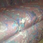 furniture in bad shape