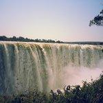 The Main Falls - April 2013