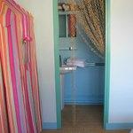 """salle de douche """"la plage"""""""