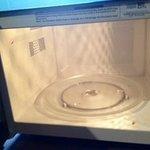 Public microwave - eww!