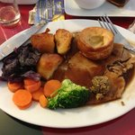very good sunday lunch