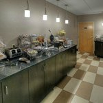 Hampton Inn Tuscaloosa East Hotel Breakfast Center