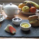 Afternoon Tea at the Harbour Hotel