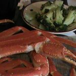 The Crab Legs were Great !