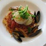 Tagliatell Pescatore Seafood Medley