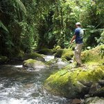 Trout Fishing in Boquete