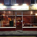 The name has changed but the food is the same quality Thai cuisine!!