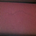 stained sofa