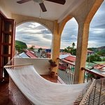 Breezy Ocean View Balcony