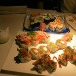 Photo of Fat Salmon Sushi