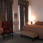 Ulysses S Grant room at DeSoto House