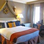 Monaco Alexandria - our room