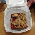wonderful strawberry pastry