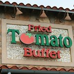 Fried Tomato Buffet