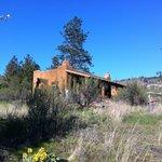 Bighorn Ridge guest house.