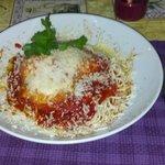 wonderful chicken parmesan