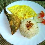 breakfast ala carte