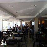 área do cafe da manha cobertura