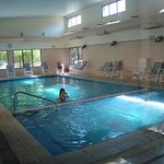 piscina con hidromasaje