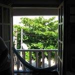 Balcony/Hammock